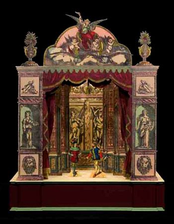 Paper Theater   19th-Century Paper Theaters: