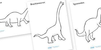 Kindergarten, Home and Dinosaurs on Pinterest