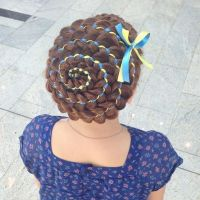 5 Strand Ribbon Braid (Hair and Beauty Tutorials ...
