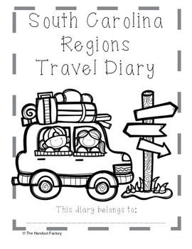 South carolina, Third grade and Diaries on Pinterest