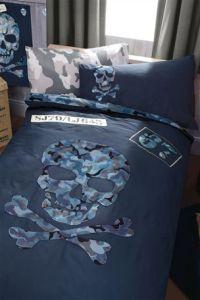 Buy Camo Skull Bed Set from the Next UK online shop ...