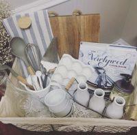 A DIY Wedding Gift Basket   diy   Pinterest   Wedding gift ...