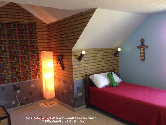 7 More Awesome Minecraft Bedrooms We Want  Gearcraft