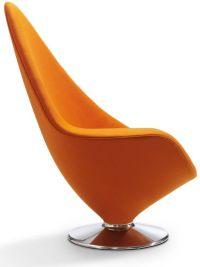 The Plateau Lounge Chair by Erik Magnussen, futuristic ...