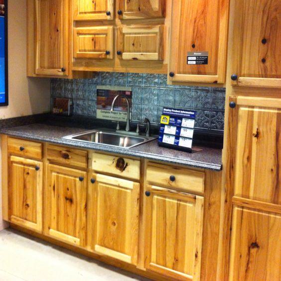 denver hickory kitchen cabinets pinterest the world s
