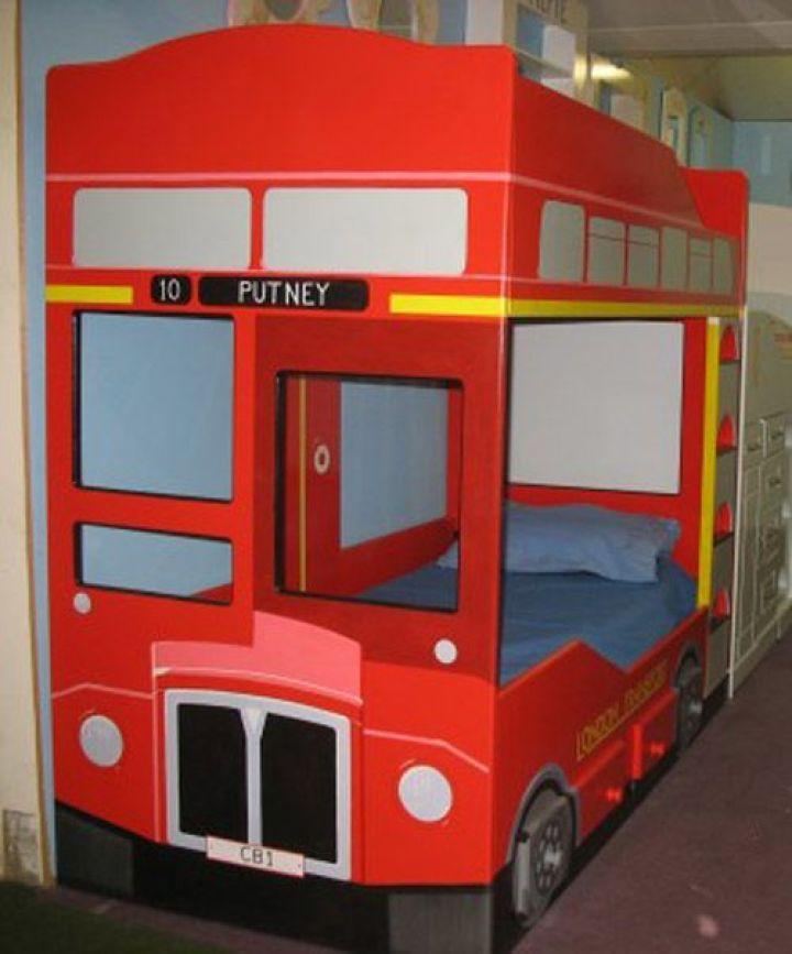 Znalezione obrazy dla zapytania bunk beds for kids