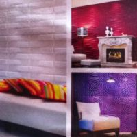 Lowes, 3d wall and Colors on Pinterest