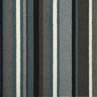 Grey stripe carpet tiles for rug from Flor. Great for a ...