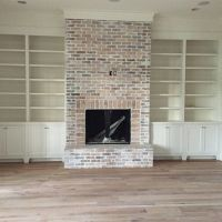 Best ideas about Old Chicago Brick Fireplace, Farmhouse ...