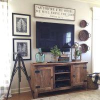 Decorating around the TV. | Styling | Pinterest | My goals ...
