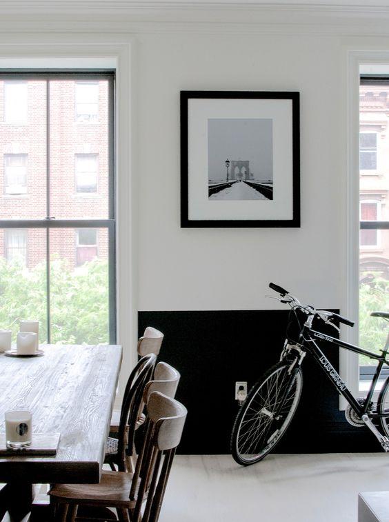 A Uniquely Renovated Brooklyn Brownstone | Design*Sponge:
