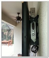 Wall Mount Tv Cable Box Shelf | niche | Pinterest | Wall ...