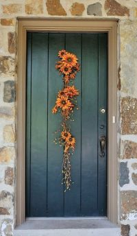 10 Creative Front Door Decor Ideas -Decorated Life