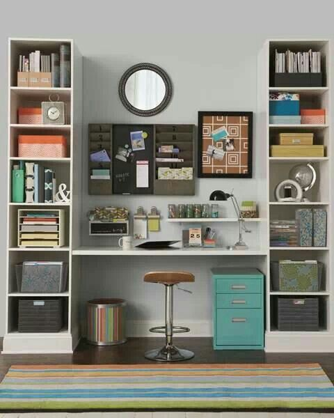 Organizations Small office and Offices on Pinterest