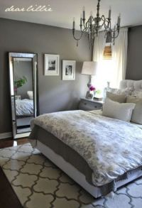 Guest bedrooms, Gray bedroom walls and Gray on Pinterest