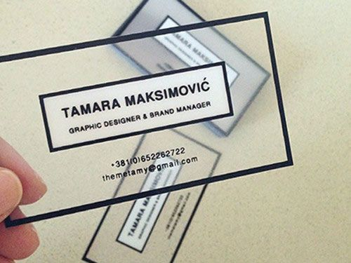 unique business cards 14 25 Creative and Awesome Business