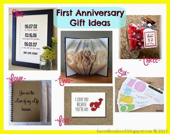 First Wedding Anniversary Gift, First Wedding Anniversary