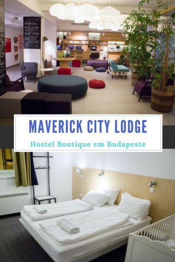 c4b79b320c6cda2087827478170a67a1 Onde ficar em Budapeste: Maverick City Lodge hostel
