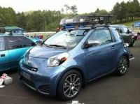 toyota iq roof rack