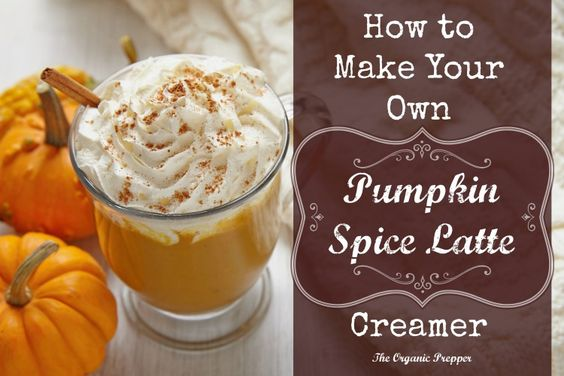 Even if the weather hasn't cooled off where you live, the coffee shops have declared that it's autumn. Here's how to make your own Pumpkin Spice Latte.: