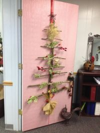 Office door decoration contest - Christmas Tree 2013 ...