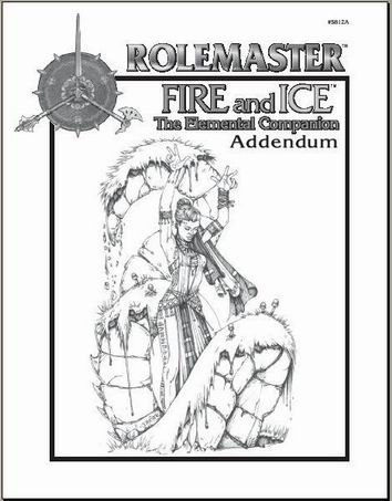 Product Line: Rolemaster Product Edition: RMFRP Product