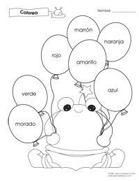 Spanish, Spanish worksheets and Spanish alphabet on Pinterest