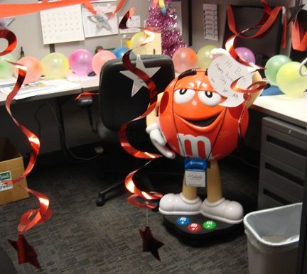 Decorations for Boss Day