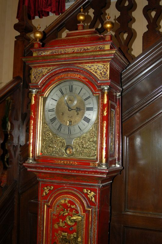 George Iii Chinoiserie Japanned Longcase Clock Grandfather Clocks, 18th Century And Clock On Pinterest