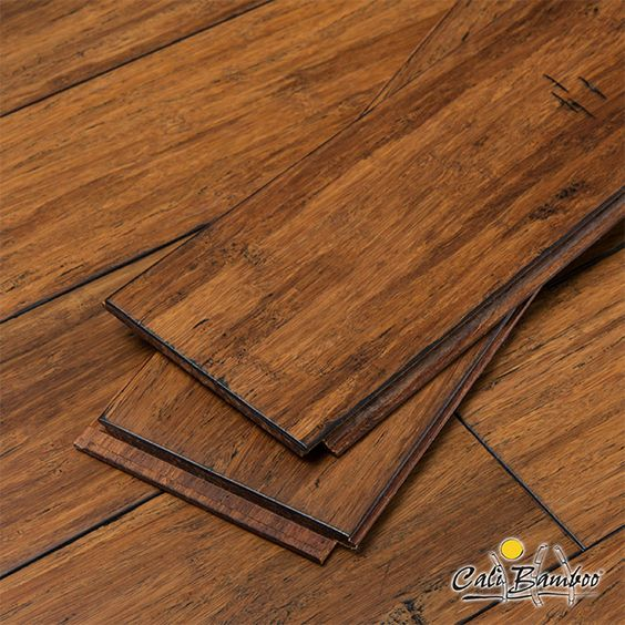 Click Lock: Antique Java Fossilized Strand Solid Bamboo