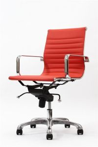 Sterling Mid-Back Modern Office Chair: This modern classic ...
