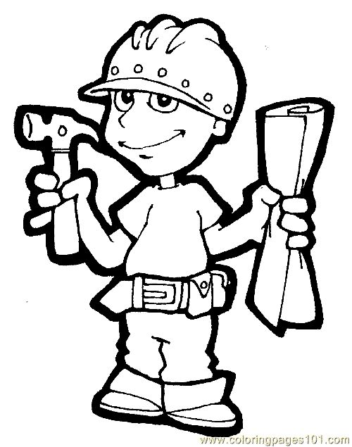 Thank you for visiting Coloring picture Of Carpenter Job