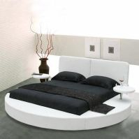 I want, Beds and Round beds on Pinterest