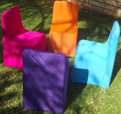 chair covers for parties to buy office jakarta stretch covers, catering equipment and kid on pinterest