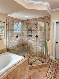 Traditional Bathroom Master Bedroom Design, Pictures
