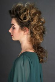 hairstyles and baroque