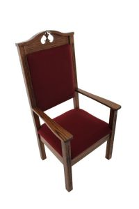Church Furniture Store - Ministers Pulpit Chairs Model 548 ...