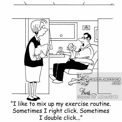 Sedentary Lifestyle cartoons, Sedentary Lifestyle cartoon
