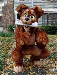 Puppy Dog Fursuit - Morning News Costume by Dragonsquared ...