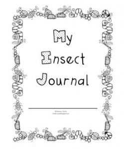 Insects, All things and Journals on Pinterest
