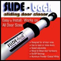 Automatic sliding doors, Door closer and Sliding doors on ...