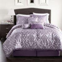 purple bedding - Westland Home 'Angelina' 7-Piece ...