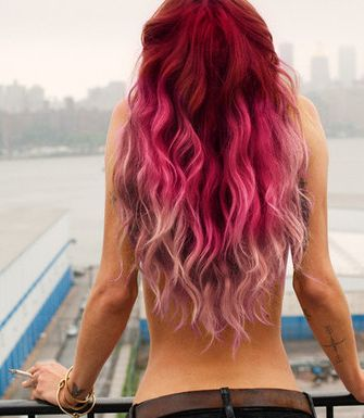 i love her hair tattoos hair make up nails clothes pinterest pastel cheveux ombré