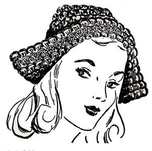 NEW! Dutch Cap crochet pattern from Quick Crochet with