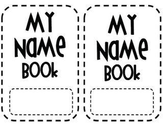 Name handwriting practice book...free printable. My kids