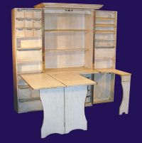 sewing /scrapbooking cabinet. I want one for each. But not