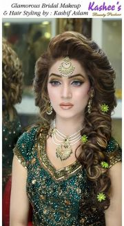 parlour bridal makeup and hair