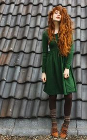 merida brave red hair