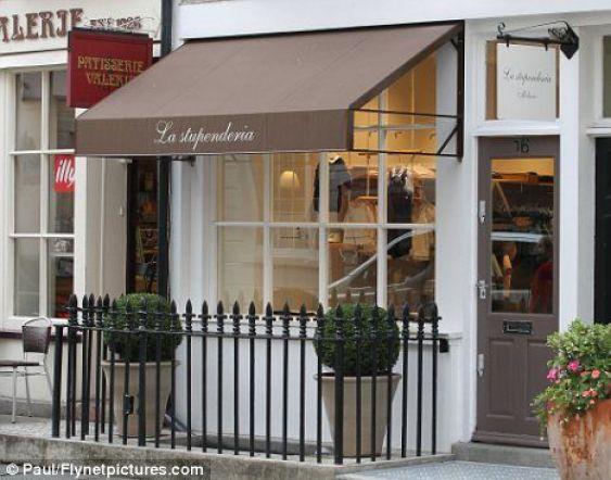 Materiales de escaparates y fachadas en locales - Revestimientos de fachadas precios ...