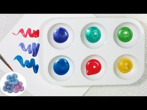 Como hacer Pintura Acrilica Casera Metalizada para Manualidades Pintura Facil  YouTube  0  Ideas para crear Inspirations  Pinterest  Homemade